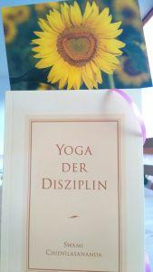 yoga und diszipline