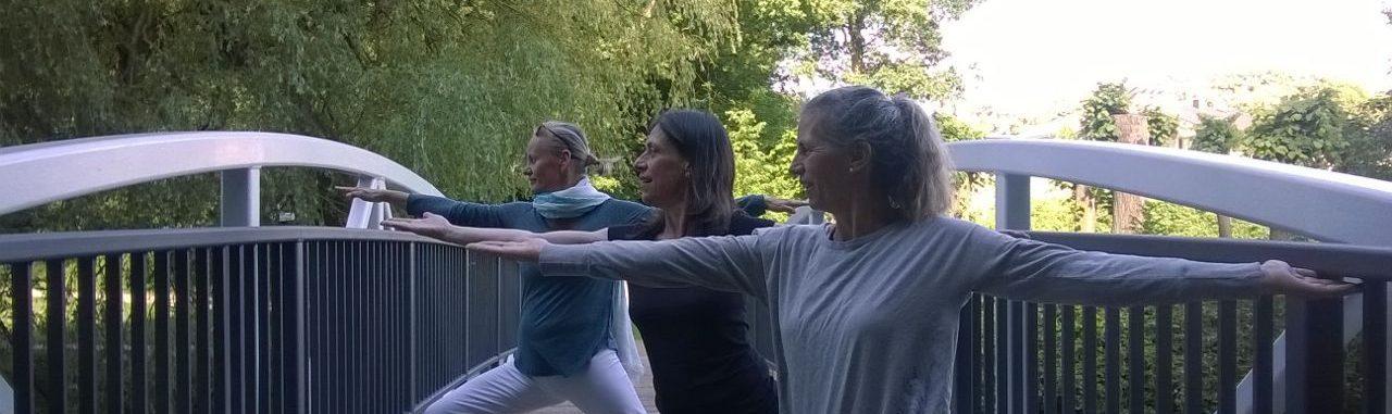 Mit Gefühl Yoga üben Atem erleben Dich spüren