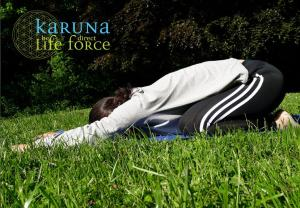 rücken yoga bild